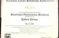 Court Reporters Job Description