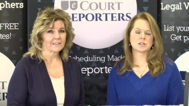 eCourt Reporters' Benefits for Court Reporters & Legal Videographers