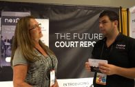 NCRA 2018, Day 1 with nexDep The Future of Court Reporting