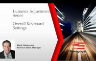 Steno Savvy: Adjusting the Overall Keyboard Settings on Your Luminex