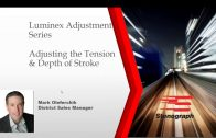 Steno Savvy: Adjusting the Tension & Depth of Stroke on Your Luminex