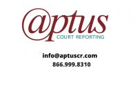 Transcript Technology Package from Aptus Court Reporting