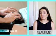 What Is Realtime + My Hands at 225 and 180