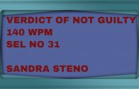 140 WPM  Jury Charge on Plea for a Verdict of Not Guilty