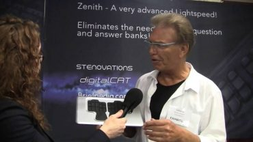 2016 NCRA Virtual Vendor Hall: Stenovations – Zenith