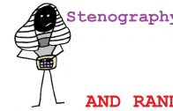 Chatting about Stenography
