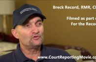 Court Reporting School – Breck Record