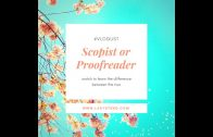 Differences Between a Scopist and Proofreader