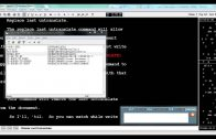 DigitalCAT Command Replace/Delete Last Untran