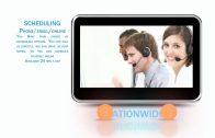 FusionReporting.com    Tablet video 1