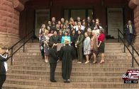 Local court reporters recognized