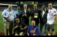 New York Mets present Deitz Court Reporting with Spirit Award