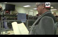 Nuremberg stenographer's mementos to be auctioned