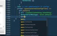 Raw unedited steno coding demo
