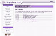 SimplySteno Plus Overview Part 2