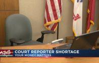 South Dakota Court Reporter Shortage