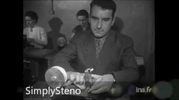 Stenolike Machine for Braille