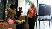 Tabetha's graduation speech from Court Reporting School in Dallas, TX